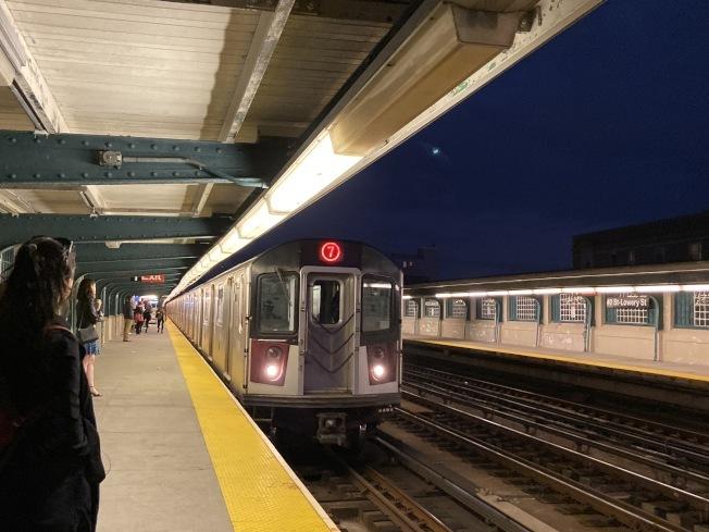 MTA難查加班費。(記者鄭怡嫣 / 攝影)
