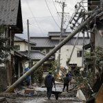 災情續擴大!哈吉貝襲日增至79死 災區周末將迎來大雨
