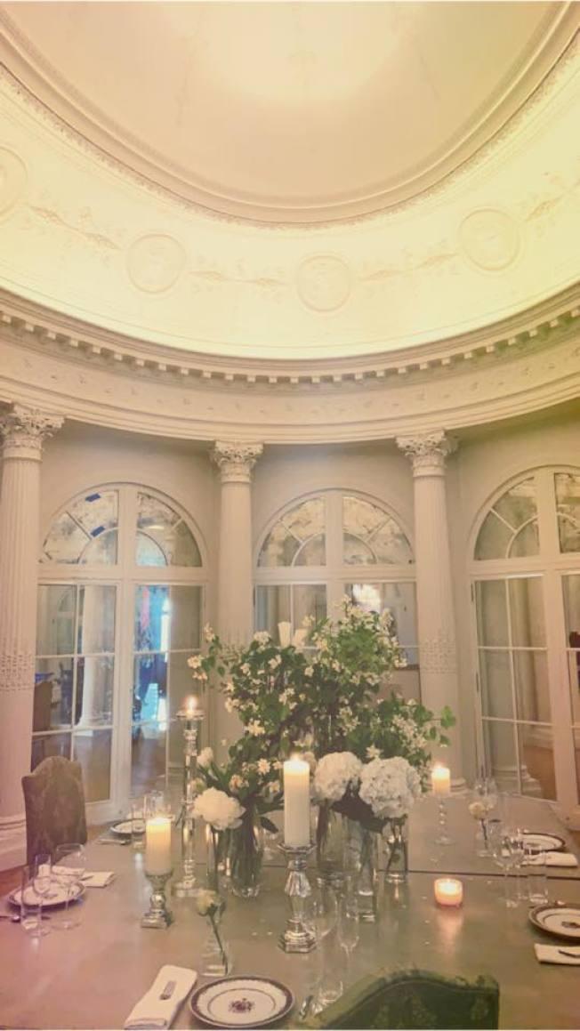 新港貝拉寇特城堡可以辦婚宴,也能作為歷史主題之旅的場所。圖/摘自FB