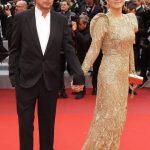 鞏俐與法國老公上雜誌封面  71歲如40歲  兩任妻皆影后