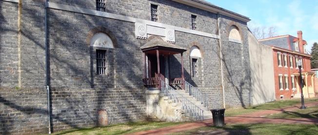 歷史悠久的博林頓郡監獄,今年萬聖節可供新人舉行婚禮。(取自博物館網站)