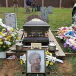 曼哈頓華埠血案遇難遊民郭全出殯 長眠新澤西墓園