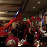 韓取消訪美 僑界依舊如期造勢
