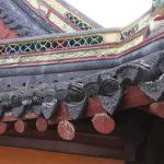 屋瓦寫毛主席萬歲  江蘇這寺院有故事