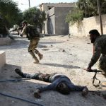 敘利亞北部衝突露曙光 庫德族民兵撤出邊境城鎮