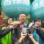 民進黨內亂 卓榮泰:黨中央不接受威脅