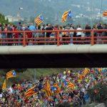 加泰隆尼亞罷工示威 聖家堂被迫關閉 60航班取消
