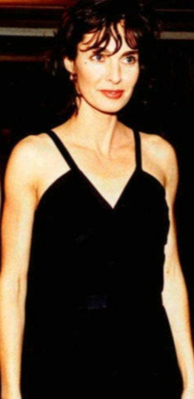 尚米歇爾雅爾第三任妻子安娜芭麗瑤。(本報資料照片)