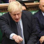 英國會延後表決 首相強生脫歐計畫再重挫