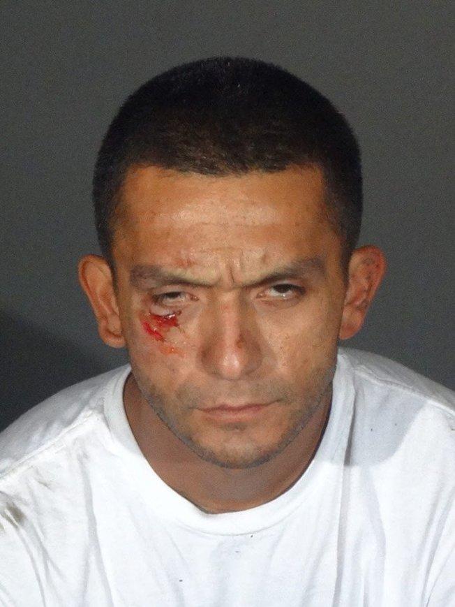 拉米瑞茲被捕大頭照。(格蘭杜拉市警局提供)