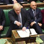 英國國會突襲 通過延後脫歐表決 強生力求敗部復活