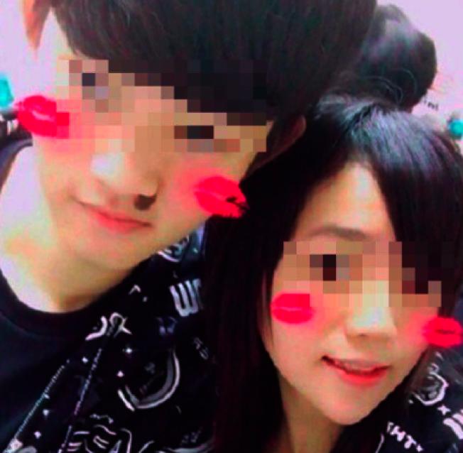 香港特首林鄭月娥說,受害人潘曉穎(右)的父親曾致函給她,表示對此案無法釋懷,盼港府個案處理。(取材自臉書)