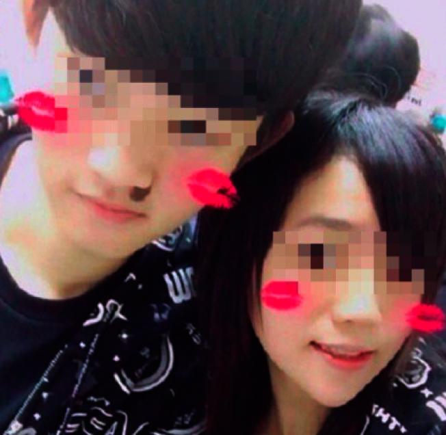 港男陳同佳(左)涉嫌去年在台灣殺害女友女友潘曉穎(右)。(本報資料照片)