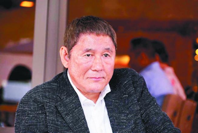 北野武在2019年6月才跟結婚40年的老婆離婚,沒想到現在卻反悔。(圖:天馬行空提供)
