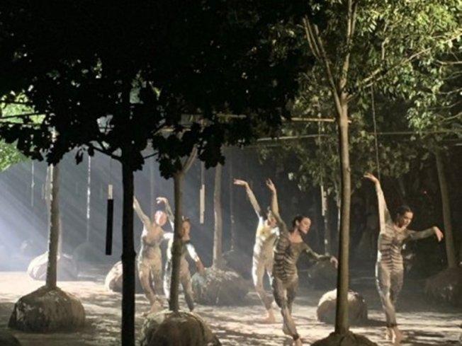 Dior上海派對播「我和我的祖國」,遭諷。圖/取自網圖