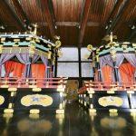 日皇即位禮高御座亮相 22日後將公開展示