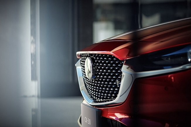 Mazda將在下月舉行的東京車展帶來全新電動車。 圖/Mazda提供