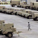 喬州基地美軍訓練 戰車翻覆3死3傷