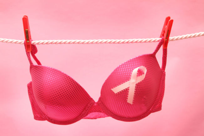 「粉紅十月」為國際乳癌防治月。(Maurer Foundation)