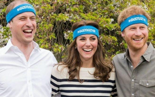 哈利王子認「兄弟不和」:和威廉走在不同道路上