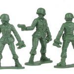 6歲小女孩致函:為何沒有女兵?玩具業將作改變