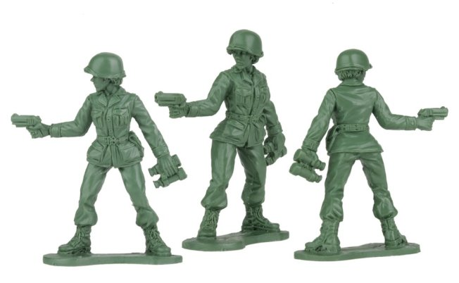 美國賓州BMC玩具公司預定明年推出模型玩具女兵。擷自BMC公司網站(https://bmctoys.com/blogs/news/bmc-toys-plastic-army-women-project-update-4)