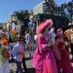 聖荷西墨西哥亡靈節 大遊行載歌載舞