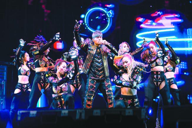 周杰倫「嘉年華」巡演上海站圓滿落幕。(圖:杰威爾提供)