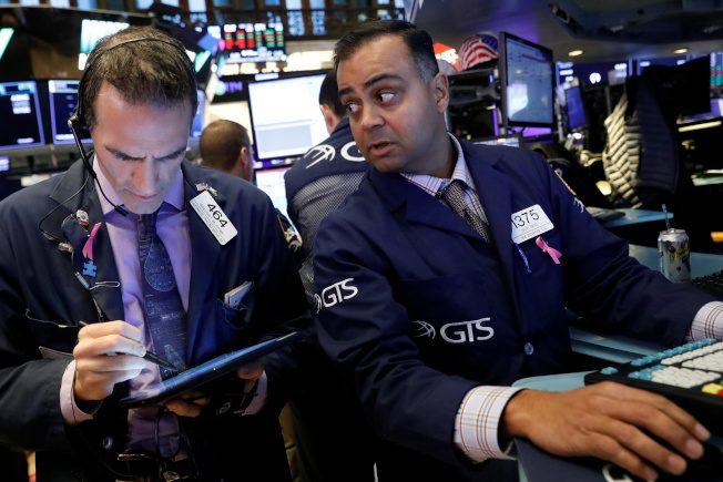 美股早盤小漲 美中貿易和企業財報皆現樂觀