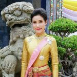 7月納妃 泰王公告撤銷詩妮娜妃子頭銜