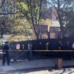 曼哈頓下東城老人公寓「康寧大廈」施工意外 1死1傷