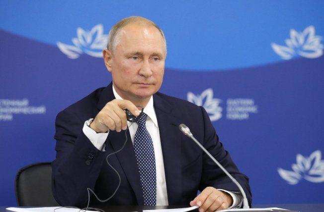 俄首度舉行非洲高峰會 普亭批西方見不得人好