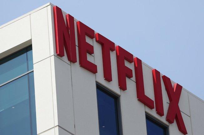 串流影音巨擘Netflix。(路透社)