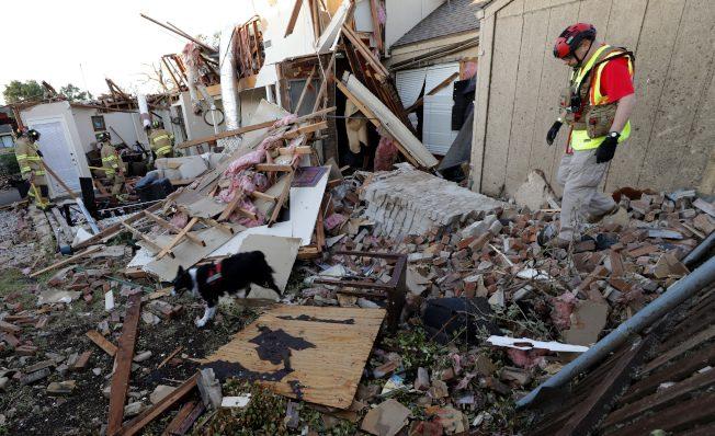 4死! 龍捲風和風暴  夜襲南部多州