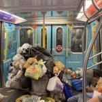 紐約最髒地鐵車廂攝影賽 賞金500元