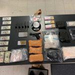 橙縣破獲大量芬太尼、海洛因 市值超過125萬元