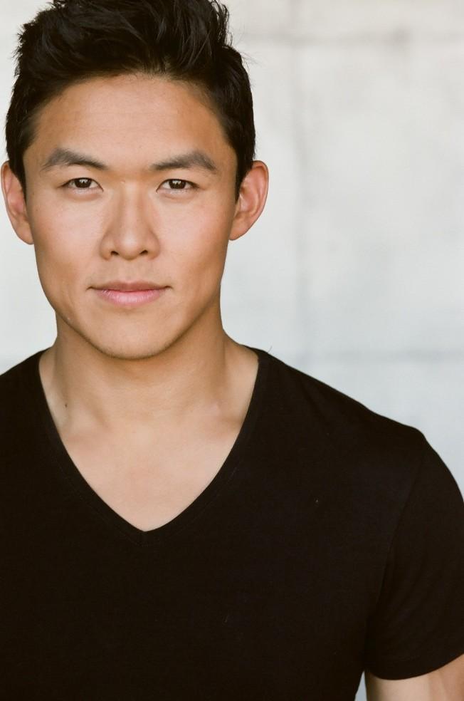 在矽谷創業成功的呂蔡嶸2014年轉行當演員,加盟「決戰中途島」。(呂蔡嶸提供)