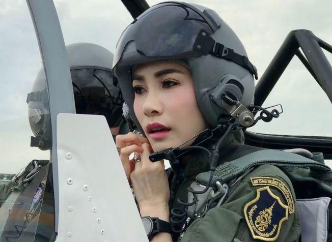 泰國王妃詩妮娜。(Getty Images)