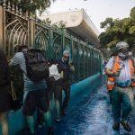 「無王法」印度協會前主席遭藍水劑射中:將投訴警察