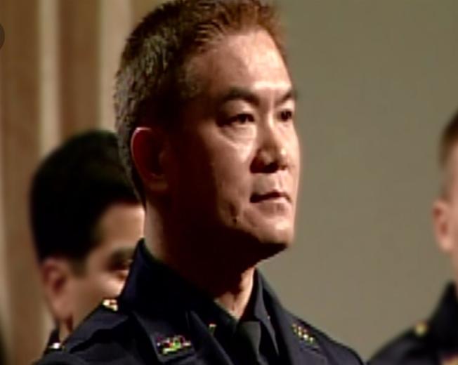 前屋崙警局副分局長胡威明因為馬榮和案被控貪汙罪名。(檔案照片)