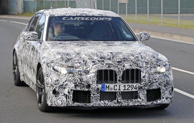新世代BMW M3最大馬力估計可達到480hp,若為Competition版本,最大馬力還將一舉突破到510hp。 摘自Carscoops