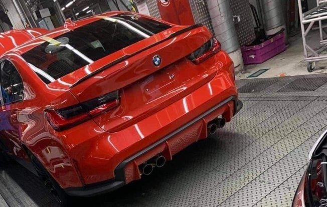 疑似是新世代BMW M3的無偽裝照露出。 摘自Evolve Automotive