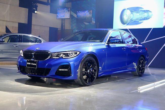 全新BMW 3 Series。 記者張振群/攝影