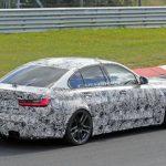 〈圖輯〉令人期待又好奇的長相 這台難道是新世代BMW M3?