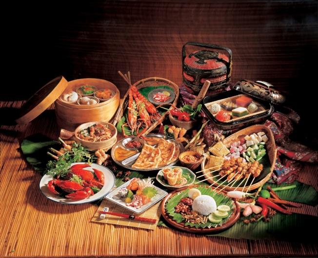 在多元文化共融之下的馬來西亞,造就了獨有的美食風華。圖/馬來西亞觀光局提供