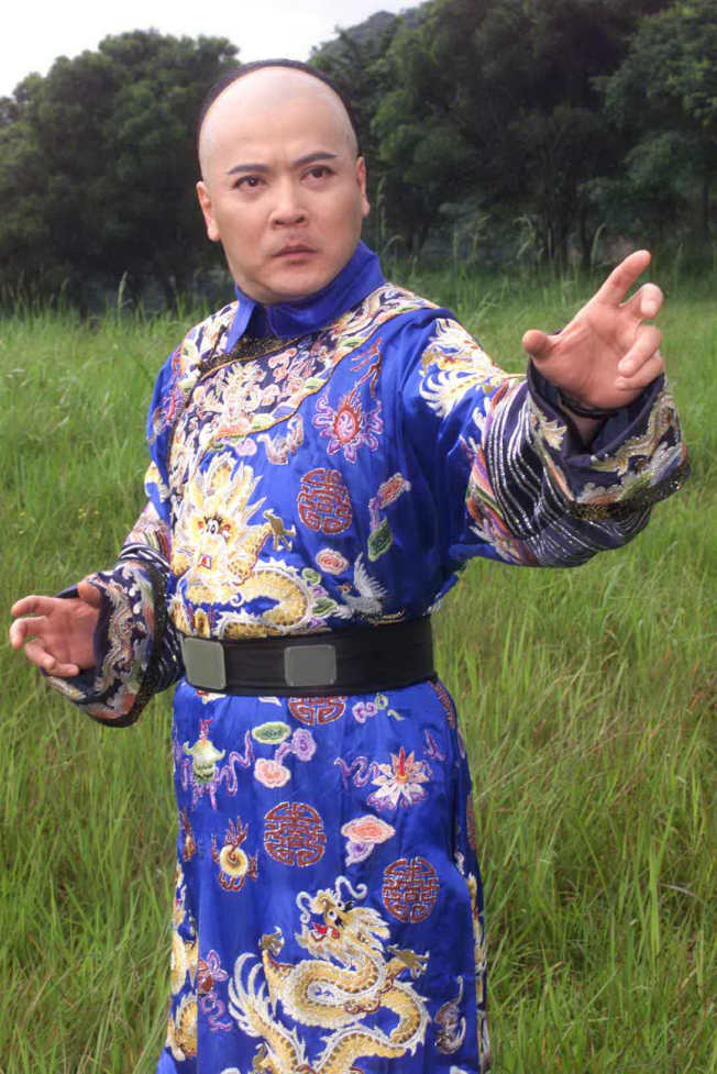資深藝人龍隆,曾是飾演王爺專業戶。(本報資料照片)
