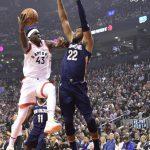 NBA/新一哥席亞康飆34分 暴龍首戰擊退鵜鶘開紅盤