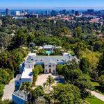 貝萊爾豪宅2.5億求售 全美天價