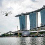 空中計程車不怕塞車了 新加坡預計2年內起飛