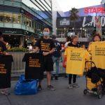NBA開打 球迷送萬件T恤挺香港